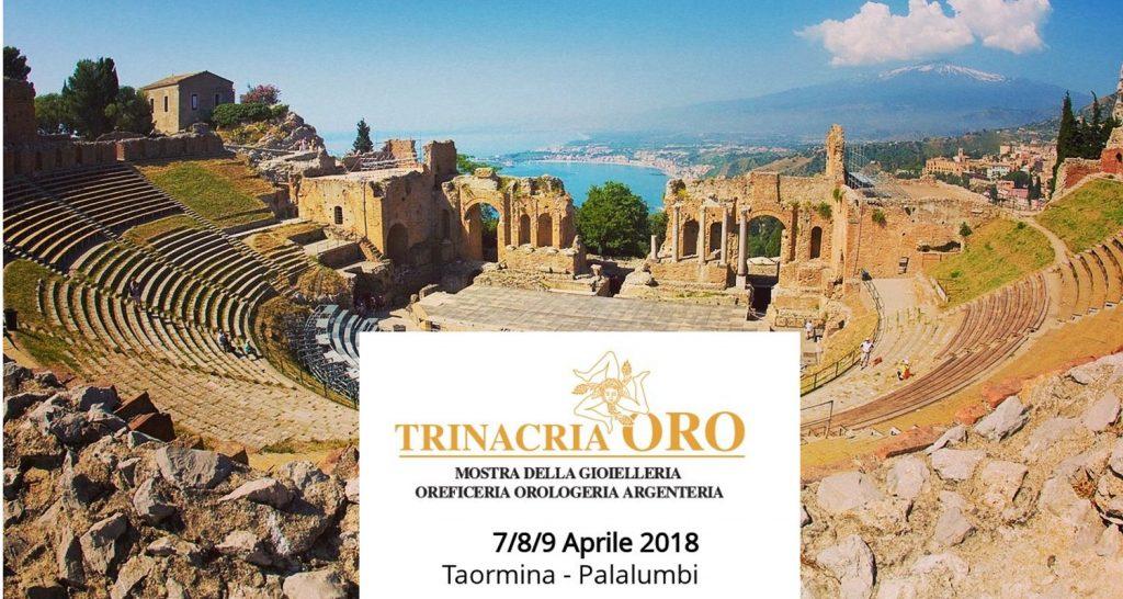 Taormina-trinacria oro
